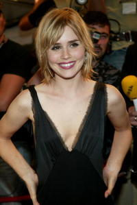 Alison Lohman at the
