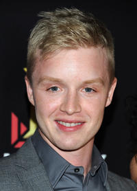 Noel Fisher at the History Channel's Pre-Emmy Party in California.
