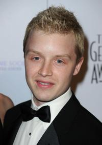 Noel Fisher at the 24th Genesis Awards.