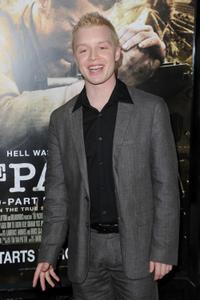 Noel Fisher at the premiere of