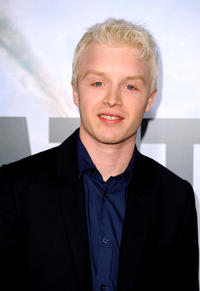 Noel Fisher at the California premiere of
