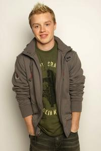 Noel Fisher poses for a portrait at the Miners Club at the 2008 Sundance Film Festival.