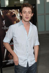 Matt O'Leary at the California premiere of