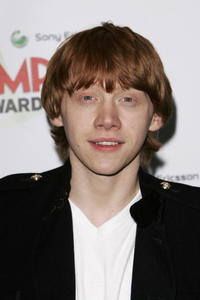 Actor Rupert Grint at the Sony Ericsson Empire Film Awards 2006 in London.