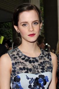 Emma Watson at the premiere of