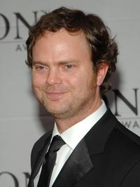 Rainn Wilson at the 61st Annual Tony Awards.