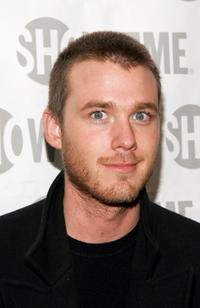 Eric Lively at the second season premiere of