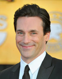 Jon Hamm at the 17th Annual Screen Actors Guild Awards.
