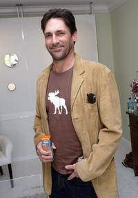 Jon Hamm at the Luxury Lounge in honor of 2008 SAG Awards.