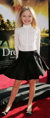Dakota Fanning at the premiere of