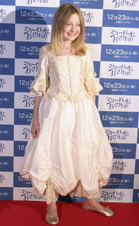 Dakota Fanning at the Japan premiere of