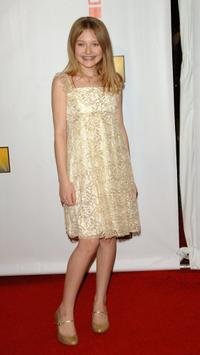 Dakota Fanning at the 12th Annual Critics' Choice Awards.