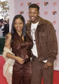 Shanice Wilson and Flex Alexander at the Vibe Awards: Beats, Style, Flavor.
