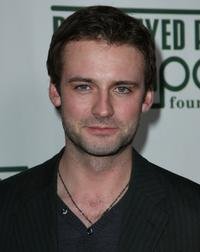 Callum Blue at the Black Eyed Peas' 4th Annual Peapod Foundation Benefit Concert.