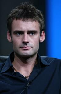 Callum Blue at the TCA Press Tour Cable.
