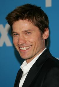 Nikolaj Coster-Waldau at the FOX 2007 Programming presentation.