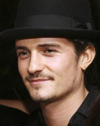Orlando Bloom at the Chanel Hosts afterparty for