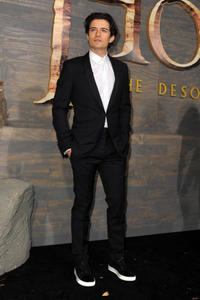 Orlando Bloom at the California premiere of