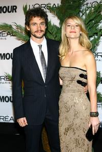 Hugh Dancy and Claire Danes at the Glamour Women Of The Year Awards.