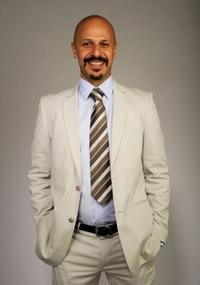 Maz Jobrani at the Tribeca Film Festival 2010.