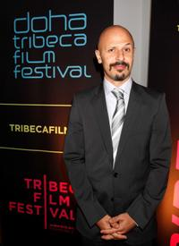 Maz Jobrani at the Doha Tribeca Film Festival.