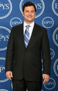 Jimmy Kimmel at the 2007 ESPY Awards.