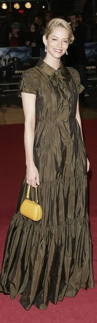 Sienna Guillory at the world premiere of