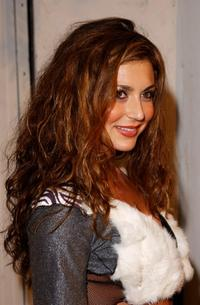 Cerina Vincent at the DVD release party of