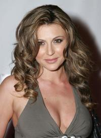 Cerina Vincent at the L.A. premiere of