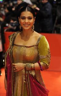 Kajol at the Berlin premiere of
