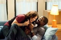 America Ferrera and Lance Gross in