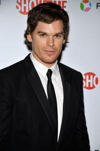 Michael C. Hall at the 66th Annual Golden Globe Awards.