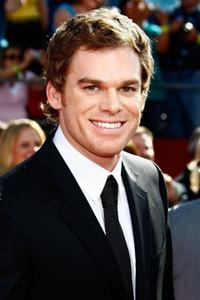 Michael C. Hall at the 60th Primetime Emmy Awards.