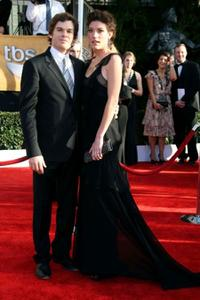 Michael C. Hall and Jennifer Carpenter at the 15th Annual Screen Actors Guild Awards.