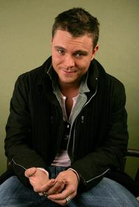 Clayne Crawford at the 2006 Sundance Film Festival.