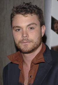 Clayne Crawford at the premiere screening of