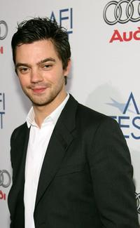 Dominic Cooper at the North American premiere of