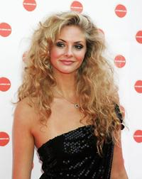 Tamsin Egerton at the Roundhouse Rock and Roll Circus Charity Fundraiser.