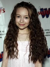 Jodelle Ferland at the 26th Annual Young Artist Awards.