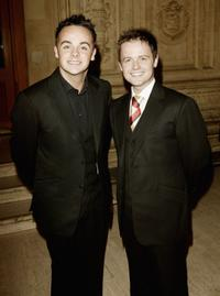 Ant McPartlin and Declan Donnelly at the
