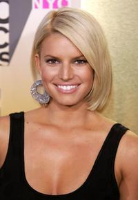 Jessica Simpson at the 2006 MTV Video Music Awards.