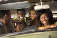 Christopher Robinson as Jermaine, Elijah Kelley, Amanda Bynes and Sarah Francis as Janetta in