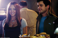 Amanda Bynes and Matt Long in