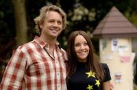 John Schneider and Amanda Bynes in
