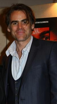 Sebastian Blomberg at the premiere of