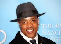 Russell Hornsby at the 40th NAACP Image Awards.