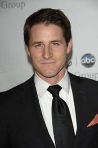 Sam Jaeger at the Disney and ABC's