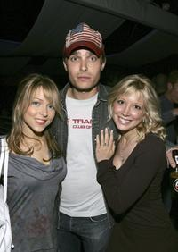 Ashley Peldon, Joey Kern and Courtney Peldon at the after party of the premiere of