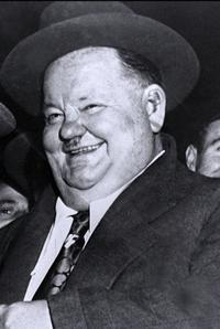 A File Photo of Oliver Hardy, Dated January 01, 1950.