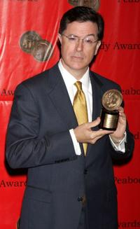 Stephen Colbert at the 67th Annual George Foster Peabody Awards.